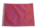 PINK 11in x15 Replacement Flag for Motorcycle, Golf Cart and Car flag poles