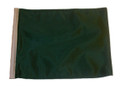 GREEN 11in x15 Replacement Flag for Motorcycle, Golf Cart and Car flag poles
