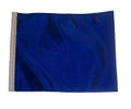 BLUE 11in x15 Replacement Flag for Motorcycle, Golf Cart and Car flag poles