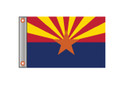 STATE of ARIZONA 11in X 15in Flag with GROMMETS