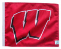 WISCONSIN BADGERS Flag with 11in.x15in. Flag Variety