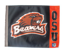 OREGON STATE BEAVERS Flag with 11in.x15in. Flag Variety