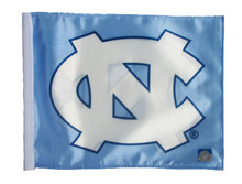 NORTH CAROLINA TAR HEELS Flag with 11in.x15in. Flag Variety