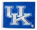 University of Kentucky Flag with 11in.x15in. Flag Variety