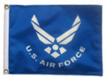 LICENSED US AIR FORCE 11in X 15in Flag with GROMMETS