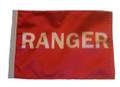RANGER 11in x15 Replacement Flag for Motorcycle, Golf Cart and Car flag poles