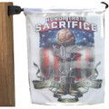 Honor Their Sacrifice - GARDEN/MAILBOX FLAG