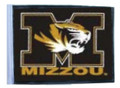 MISSOURI TIGERS MIZZOU Flag - Approx. Size 11in.x15in.