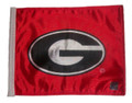 GEORGIA BULLDOGS Flag with 11in.x15in. Flag Variety