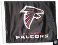 ATLANTA FALCONS Flag with 11in.x15in. Flag Variety