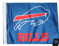 BUFFALO BILLS Flag with 11in.x15in. Flag Variety