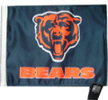 CHICAGO BEARS Flag with 11in.x15in. Flag Variety