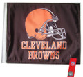 CLEVELAND BROWNS Flag with 11in.x15in. Flag Variety