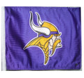 MINNESOTA VIKINGS Flag with 11in.x15in. Flag Variety