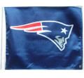NEW ENGLAND PATRIOTS Flag with 11in.x15in. Flag Variety