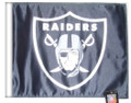 OAKLAND RAIDERS Flag with 11in.x15in. Flag Variety