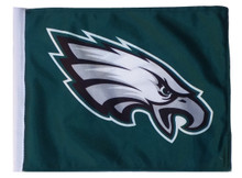 PHILADELPHIA EAGLES Flag - 11in.x15in.