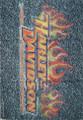 Harley Davidson ROAD DECORATIVE ESTATE FLAG