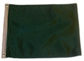 GREEN 11in X 15in Flag with GROMMETS