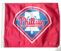 PHILADELPHIA PHILLIES Flag with 11in.x15in. Flag Variety