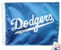 LOS ANGELES DODGERS Flag with 11in.x15in. Flag Variety