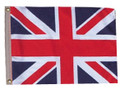 UNION JACK 11in X 15in Flag with GROMMETS