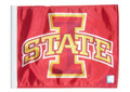 IOWA STATE UNIVERSITY Flag with 11in.x15in. Flag Variety