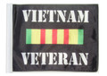 Vietnam Veteran 11in.x15in. Flag