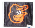 BALTIMORE ORIOLES Flag with 11in.x15in. Flag Variety