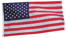 USA, United States, American, 3ft x 5ft Woven Polyester Flag with GROMMETS