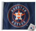 HOUSTON ASTROS Flag with 11in.x15in. Flag Variety