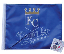 Kansas City Royals Flag / KC Royals Flag with 11in.x15in. Flag Variety