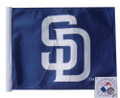 SAN DIEGO PADRES Flag with 11in.x15in. Flag Variety