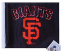 SAN FRANCISCO GIANTS Flag with 11in.x15in. Flag Variety