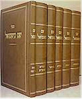 Shem Mi-Shmuel - Rabbi Shmuel of Sochatchov (6 vol.)     שם משמואל