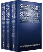 Shemirath Shabbath (3 vol.)