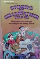 Stories My Grandfather Told Me (Vol. 4 - Bamidbar)