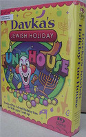 Jewish Holiday Funhouse  (for children ages 3 and up)