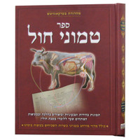 Chullin Illuminated, Revised edition - A Full-Color Guide / טמוני חול
