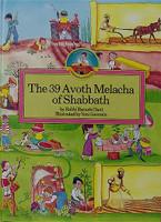 The 39 Avoth Melacha of Shabbat