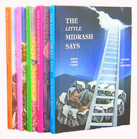 The Little Midrash Says 5 Vol