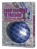 Haggadah From Bondage To Freedom