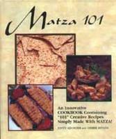 Matza 101 Cookbook