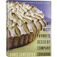 My Most Favorite Dessert Cookbook