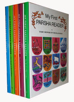 My First Parsha Reader (5 Vol. Set)