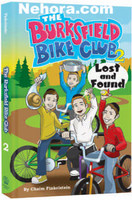 The Burksfield Bike Club: Book 2 - Lost and Found