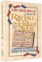 Rav Lau on Pirkei Avos - volume 3