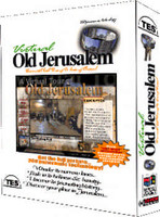 Virtual Old City Jerusalem