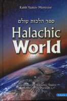 Halachic World, Volume 2