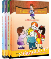 Smile with Avigayil (4 vol.)